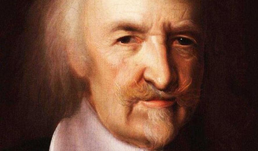 Hobsi konsideronte se të menduarit në thelb është llogaritje me shenja artificiale arbitrare