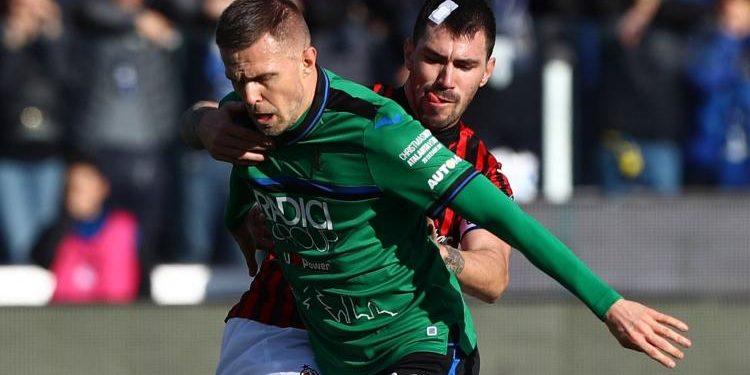 Atalanta po shpartallon Milanin, Ilicic shënon një gol të çmendur (VIDEO)