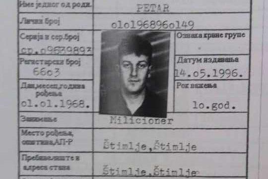 Këshilltari i Pacollit publikon identitetet e paramilitarëve serbë që kanë kryer masakra në Reçak