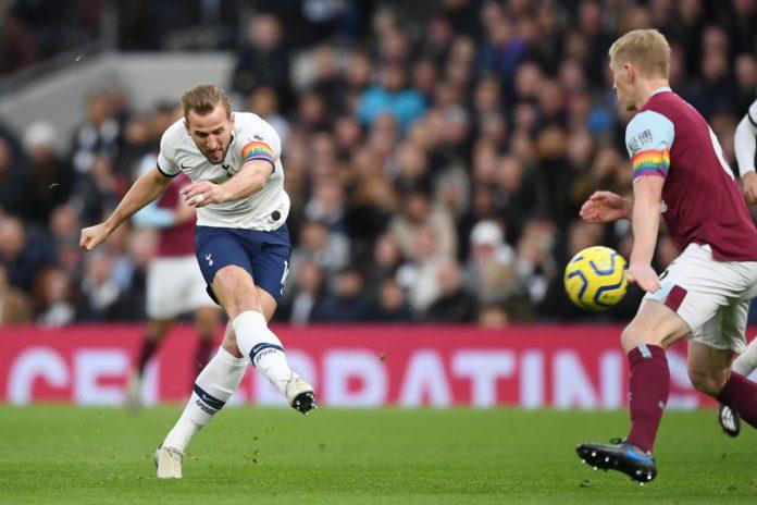 Super Kane dhe Moura, Tottenham shkatërron për 10 minuta Burnley-in (VIDEO)