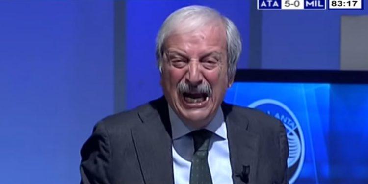 """""""T'ju vijë turp!"""", komentatori i njohur shpërthen në lot pas humbjes së Milanit"""