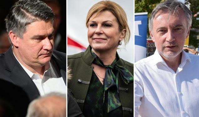 Në Kroaci fillon fushata zgjedhore për president