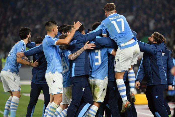 Lazio i shkakton humbjen e parë Juventusit në Seria A (VIDEO)