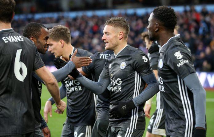 """Leicester nuk është më surprizë, mund me """"poker"""" Aston Villën (VIDEO)"""