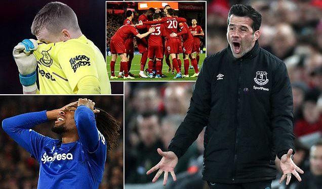 """VIDEO/ Spektakël në """"Anfield"""", Liverpool shkëlqen me rezervat, Shaqiri """"kafshon"""" Evertonin"""