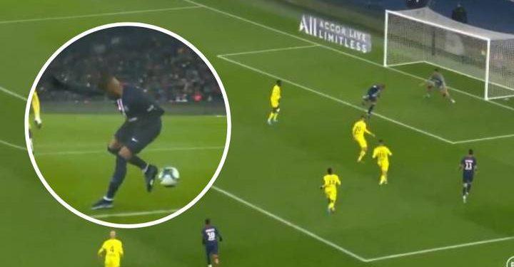 VIDEO/ Edhe Ronaldo e Messi do e kishin zili, Mbappe shënon golin e vitit