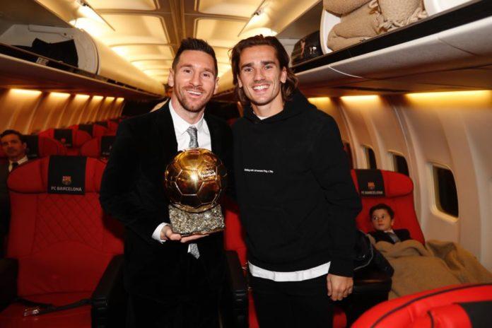 """Triumfi i Messit, Griezmann i vendos një emër të ri """"Topit të Artë"""""""