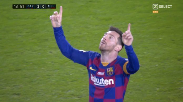 Griezmann dhe Messi, Barcelona në avantazh të dyfishtë ndaj Mallorcas (VIDEO)