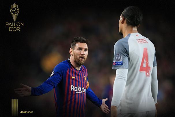 """Zbulohet motivi se si Messi i """"vodhi"""" Topin e Artë Van Dijk"""
