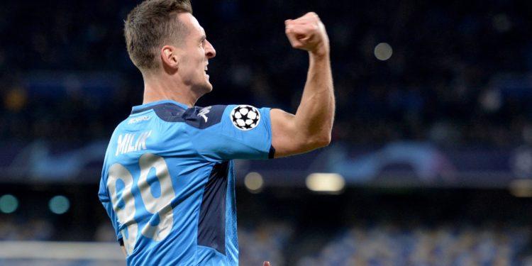 """Salzburg-Liverpool spektakël i """"thatë"""" në 45 minutat e para, Milik tripletë ndaj Genk (VIDEO)"""