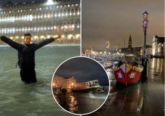 Moti i keq në Europë, 10 viktima