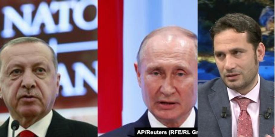 Një dabat kundër dhe pro Elvis Naçit!Implikohet Erdogani dhe Putini!