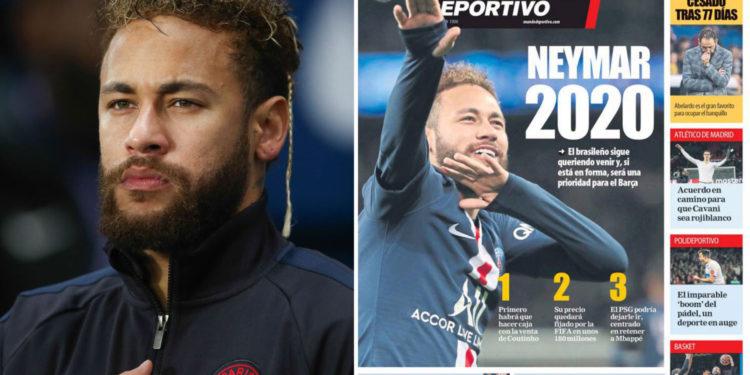 Barcelona bën gati planin e madh për rikthimin e Neymar-it