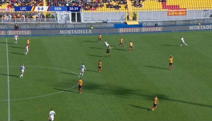 """""""Plaku"""" Pandev shënon një gol spektakolar në Seria A (VIDEO)"""