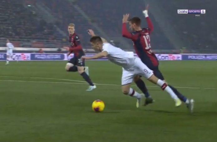 Plasnin polemikat/ Piatek vjedh një penallti dhe më pas e shënon vet (VIDEO)
