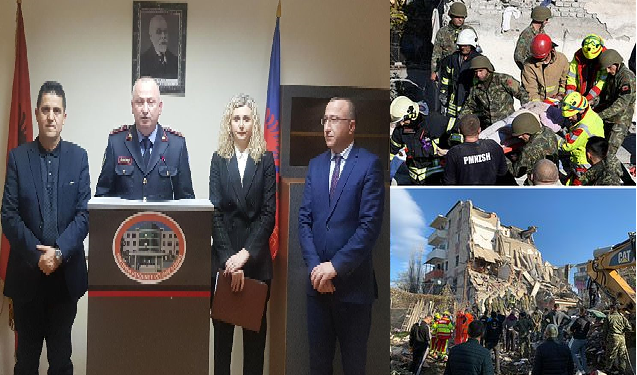 Arrestimet në Durrës pas tërmetit/ Policia zbulon emrat, në pranga 9 persona, disa të kërkuar ikën jashtë shtetit pas tërmetit