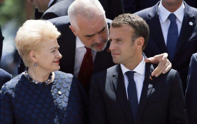 Macron: Konferencë donatorësh për Shqipërinë, jam pranë jush në këto momente