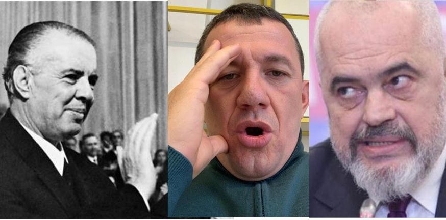 Po vazhdon atje ku e la Enver Hoxha! Buzhala: Shyqyr që nuk pyetet Rama, se na kishte kthyer në Serbi
