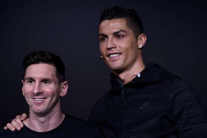 """Messi: U ndjeva keq kur Ronaldo mori """"Topin e Artë"""" për herë të pestë"""