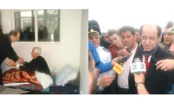 Do t'ju shpëtoj Zoti – kështu ju fliste Rugova në Gjilan të prekurve nga tërmeti i vitit 2002