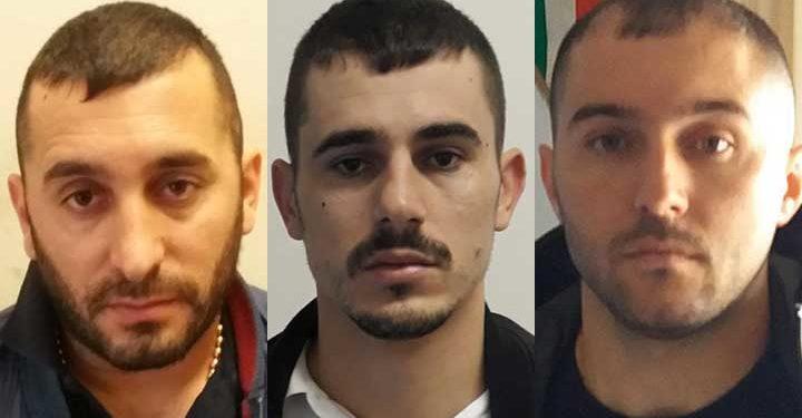 EMRAT + FOTOT/ Arrestohen tre hajdutë shqiptarë në Itali