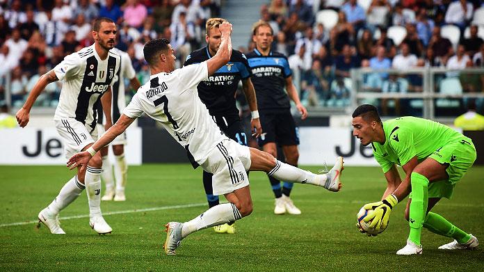 Strakosha shpresa e madhe e Lazios ndaj yjeve të Juventusit të shtunën
