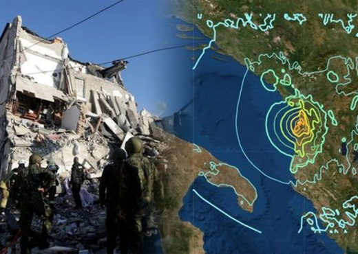 1100 stacione vëzhgimi, Turqia ka përforcuar sistemin e monitorimit të tërmeteve