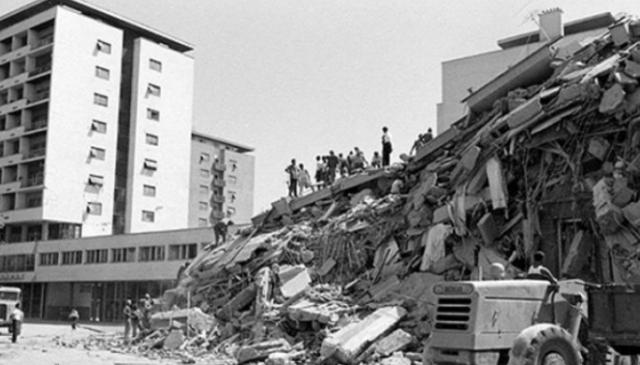 U shfrytëzua tërmeti i '63-ës për të dëbuar shqiptarët nga Shkupi!?