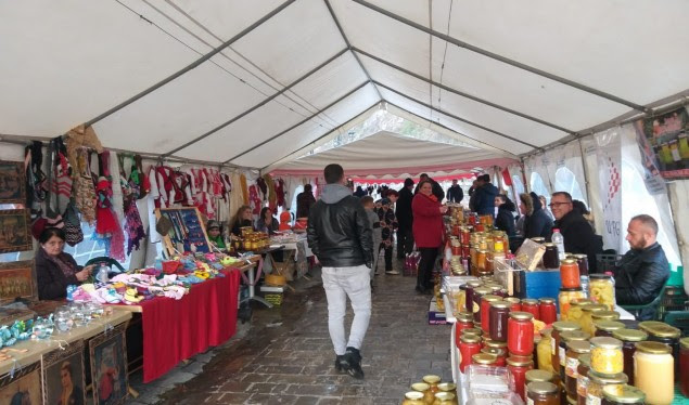 Panairi i prodhimeve vendore në Prizren