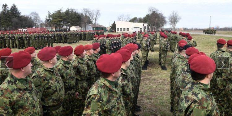 Serbia ringre batalionet e luftës që sulmuan edhe Shqipërinë